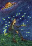 Fireflies by 2D-Dipper