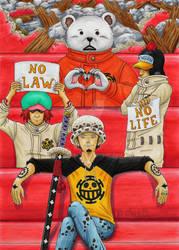 No Law, No Life