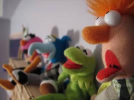 muppets by Relocin