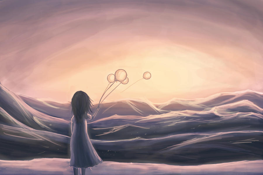 Lonely Girl by Poweryong on DeviantArt