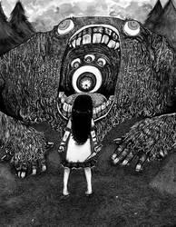 sasha and the monster