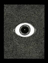 evil eye by Catbus