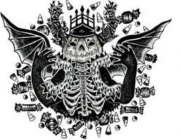 king of halloween