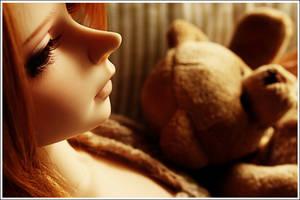 Teddy by accusingsaturn