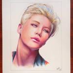 Colorful Lee Taemin