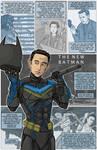 The Dark Knight Trilogy Epilogue: The New Batman