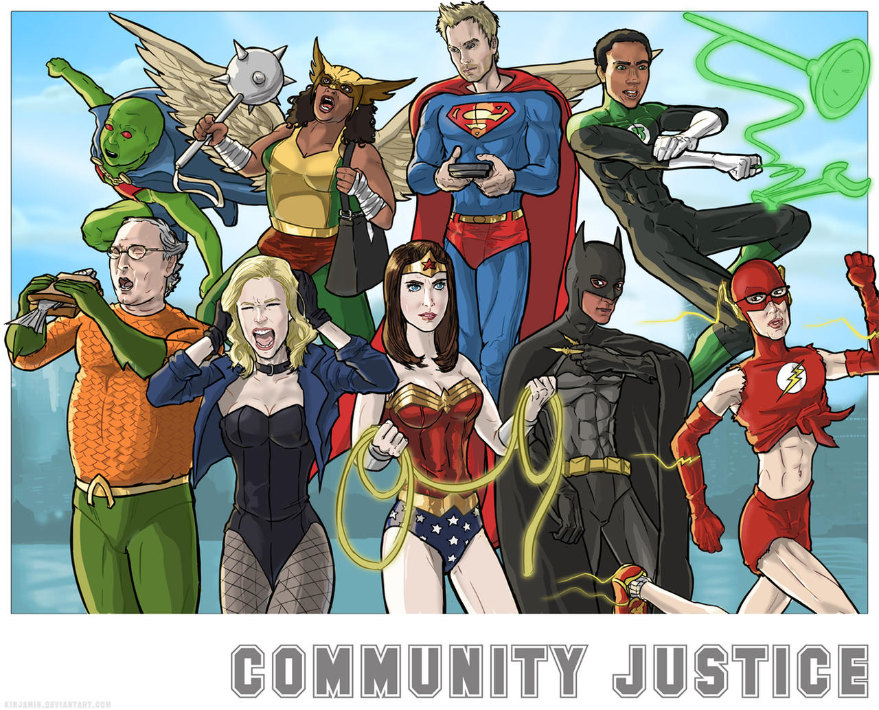 Community Justice by kinjamin