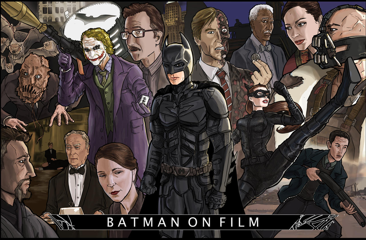Batman-On-Film.com banner by kinjamin