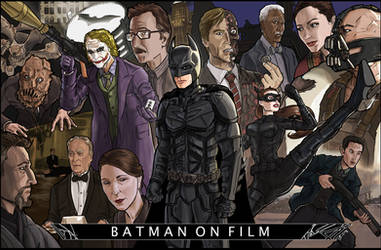Batman-On-Film.com banner by kinjamin