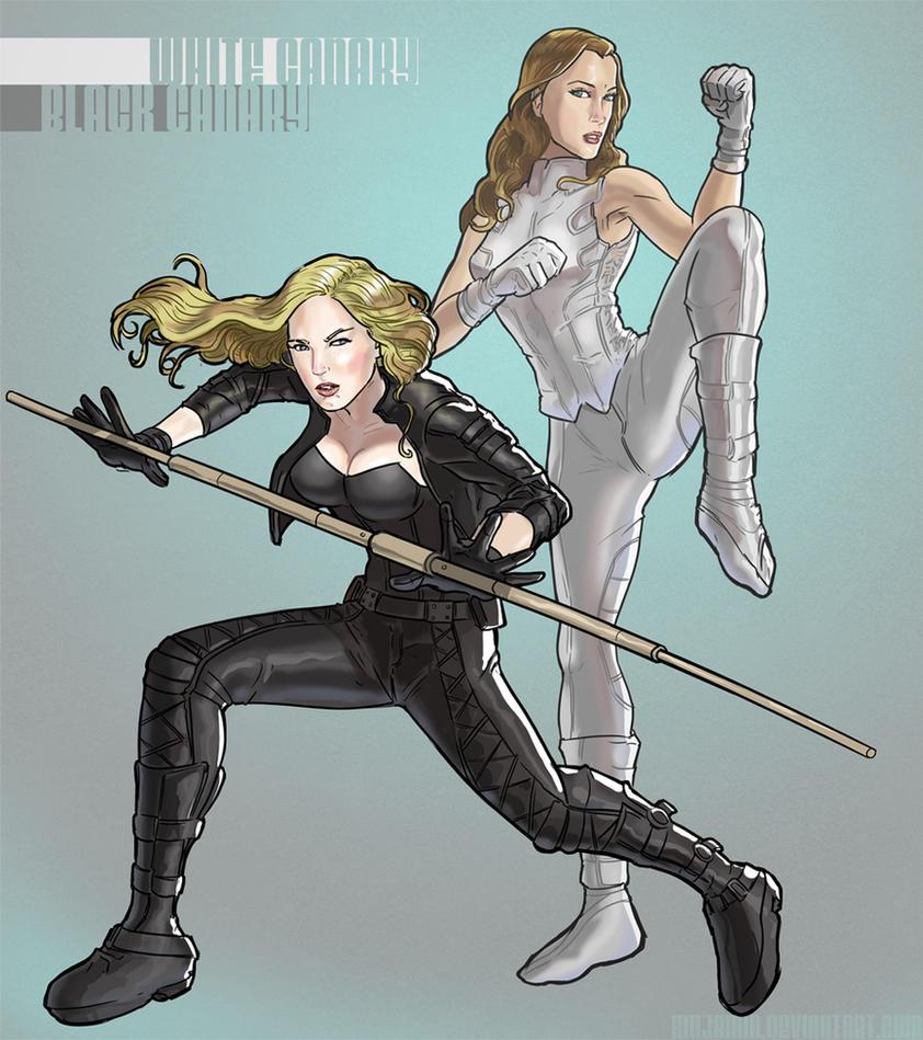 Canary Sisters by kinjamin