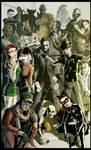 A Better Class Of Criminal (Nolanverse villains)