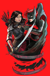 Nyssa Al Ghul v. Batwoman