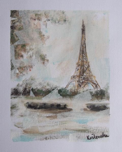 Paryz by anqk