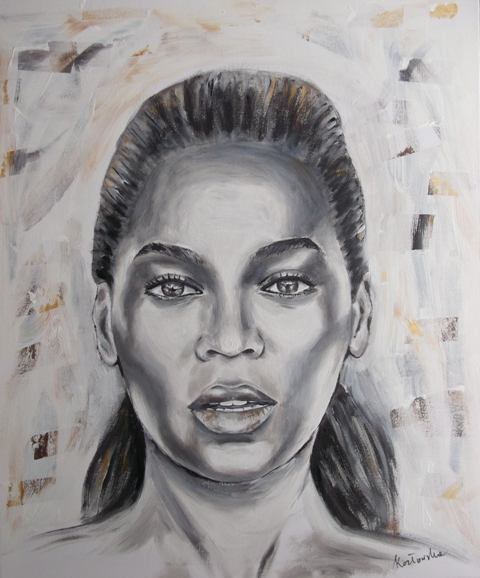 Beyonce2 by anqk