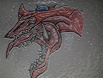Slifer The Sky Dragon v1 by Sparkles247