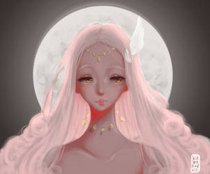 Shine Bright Into The Night by Iy-shu