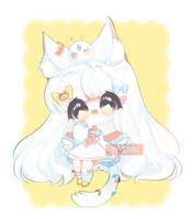 Mimibon #4 Adoptable Auction [CLOSED] by Iy-shu