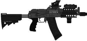 Reasonably Tactical AKS-74u