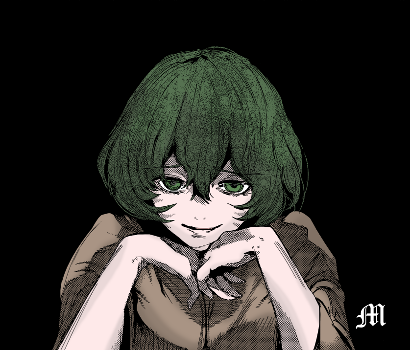 :Re - Eto Coloring by M by MarioTheArtistM