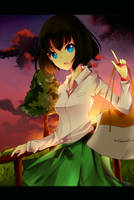 KLK: Satsuki by evenica