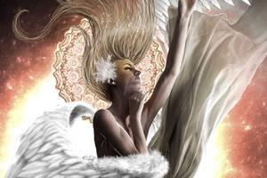Reaching for Heaven Closeup