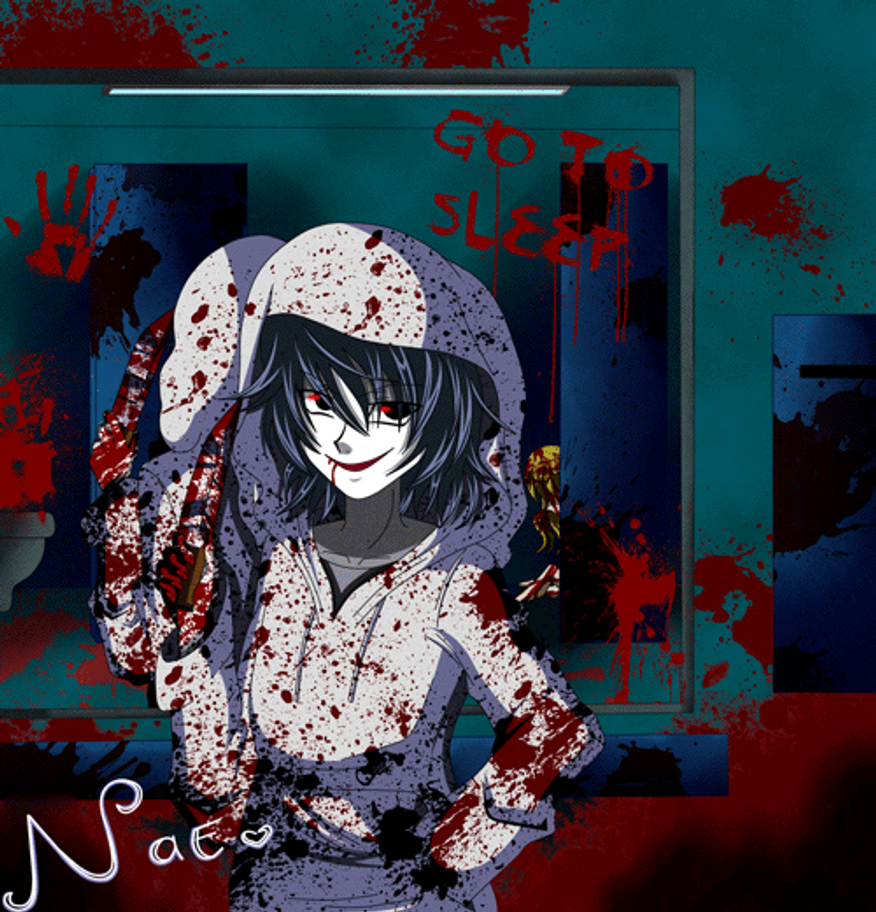 Jeff The Killer by Nyu-Nono