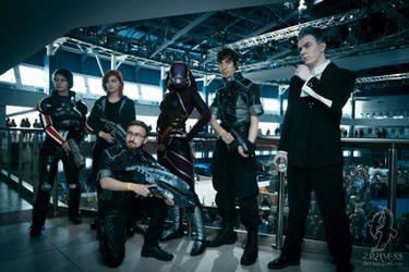 Mass Effect by BioWareBY