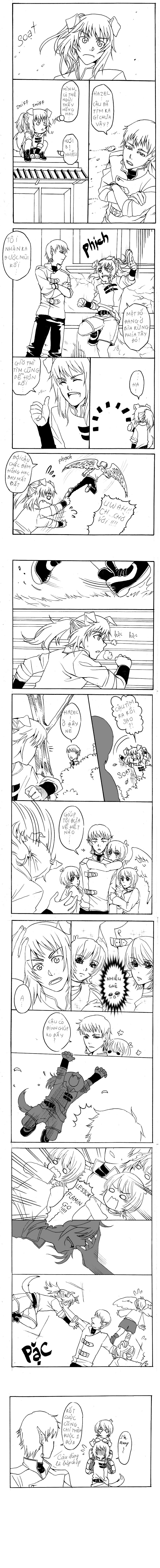 [Agony] - Finding Lesser Flamingo by TanoshiiBaka96