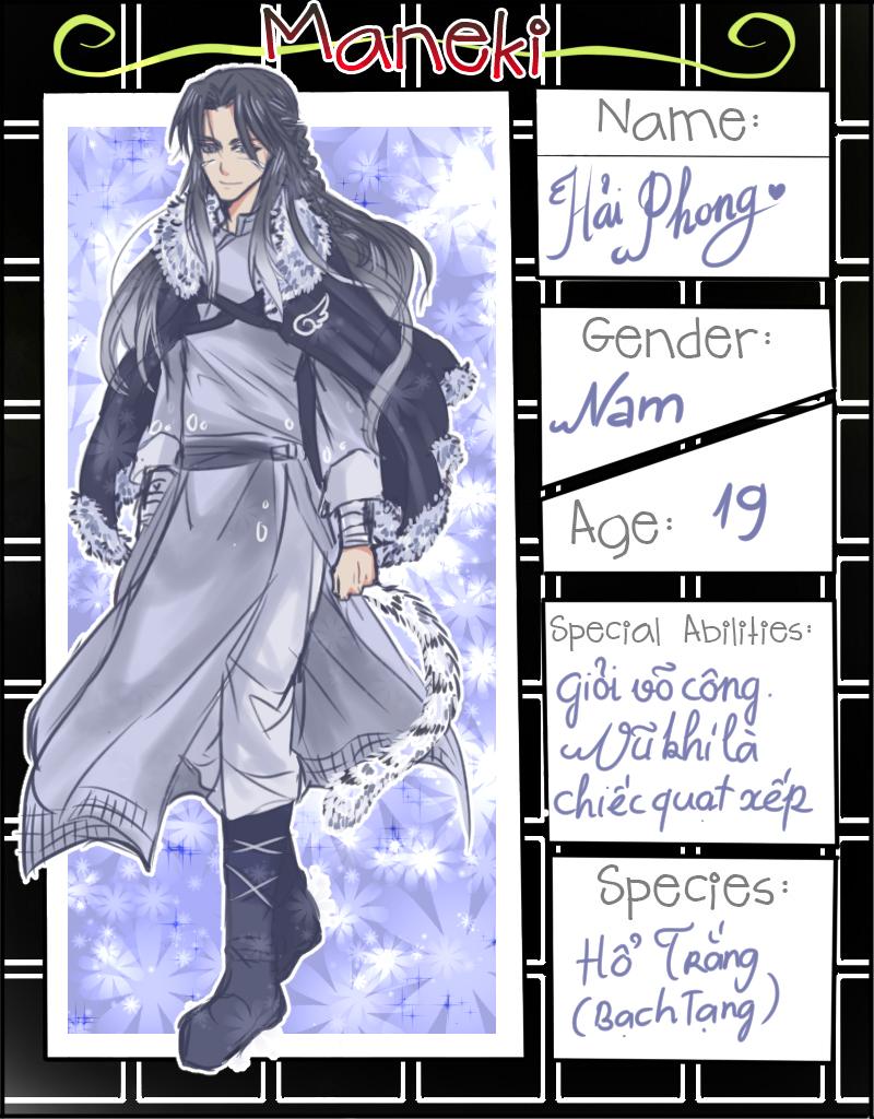 [Maneki] - Duong Hai Phong by TanoshiiBaka96