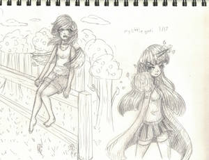 Rd And Twi Sketches