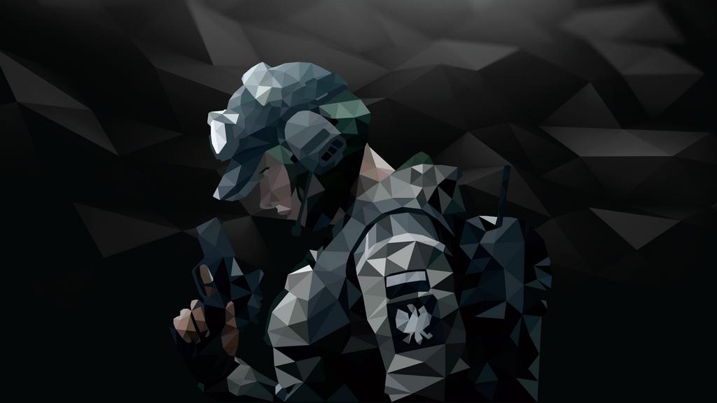 Ela Rainbow Six Siege Wallpaper: Tom Clancy's Rainbow Six Siege By