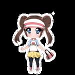 Rosa from Pokemon
