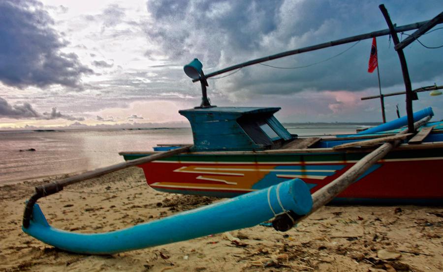 Perahu Nelayan by keyzdesign