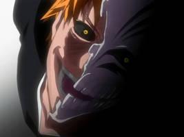 Ichigo-half hollow by Vapel