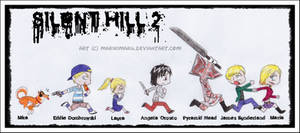 Silent Hill 2 ++ Casting ++ by marikimaru