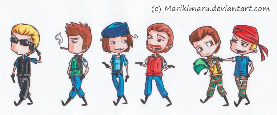 ++ Commission  3 ++ by marikimaru