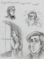 Fryderyk Franciszek Chopin (New 2013) by Chrissyissypoo19