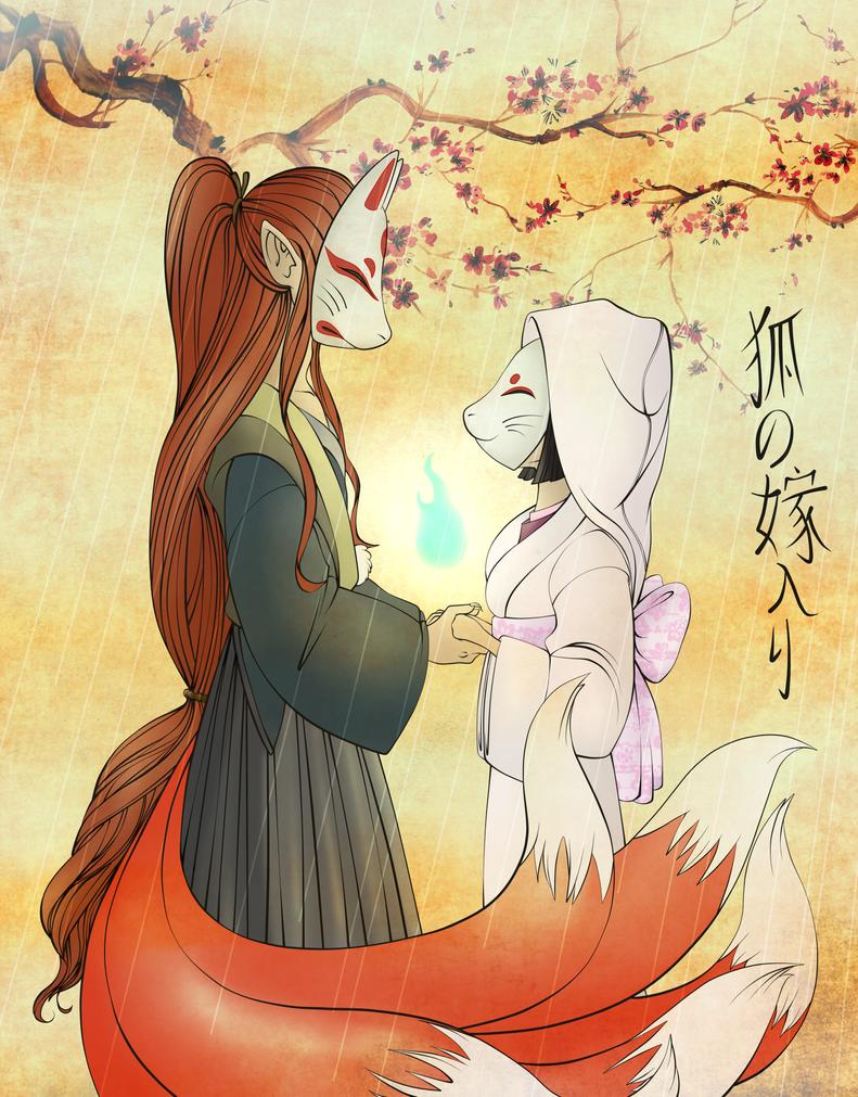 Kitsune no Yomeiri by Chrissyissypoo19