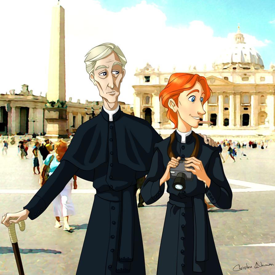 Vatican Retreat Shaded by Chrissyissypoo19