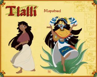 Mayahuel by Chrissyissypoo19