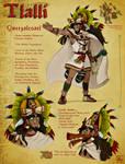 Quetzalcoatl Character Sheet