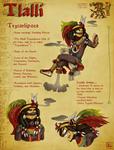 Tezcatlipoca Character Sheet