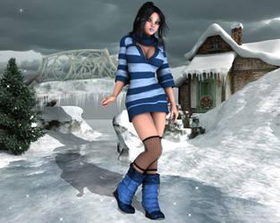 Frosty by WilliamRumley