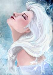 Elsa by Ines92