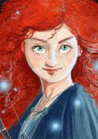 Merida by Ines92