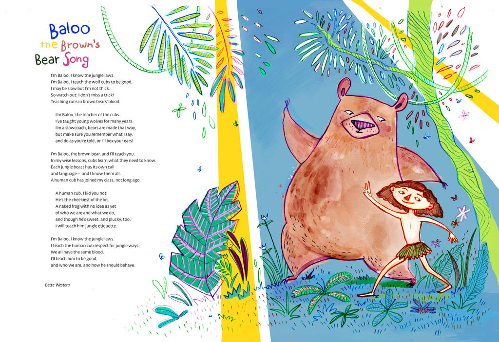 Jungle Book 2 - Baloo
