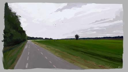 Virtual Plein Air 1 by Ines92