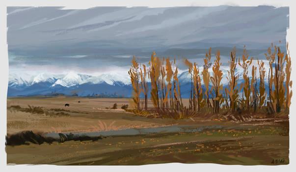 Kirgistan Virtual Plein Air