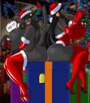 Keep Away (Christmas Funtime 16+)