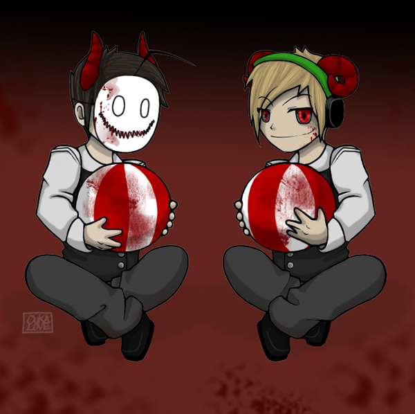 PewdieCry_spawns of Satan by 13OukaMocha13